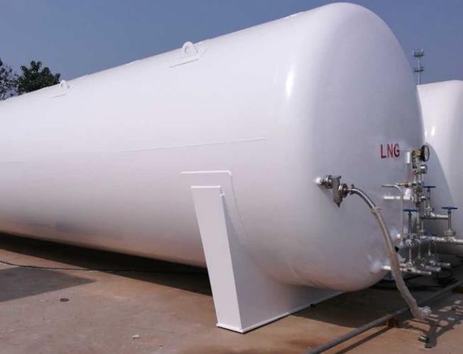 天津LNG储罐