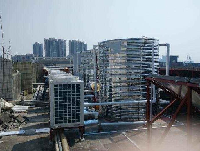 天津热水工程